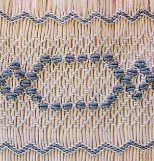 Bordar on pinterest smocking embroidery stitches and for Como hacer alfombras en bordado chino
